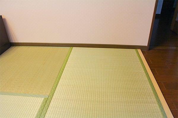 フローリング用薄畳